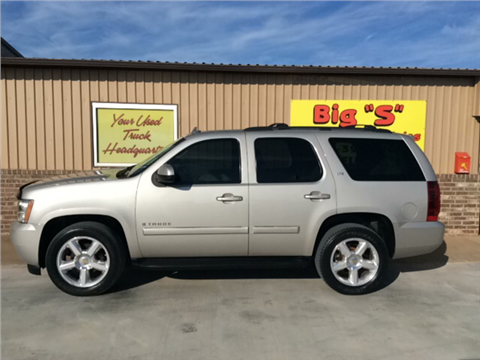 2007 Chevrolet Tahoe for sale in Blanchard, OK