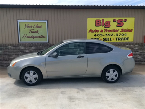 2008 Ford Focus for sale in Blanchard, OK