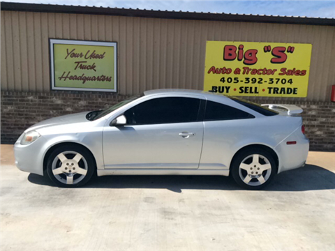 2010 Chevrolet Cobalt for sale in Blanchard, OK