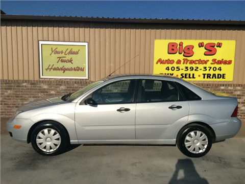 2007 Ford Focus for sale in Blanchard, OK