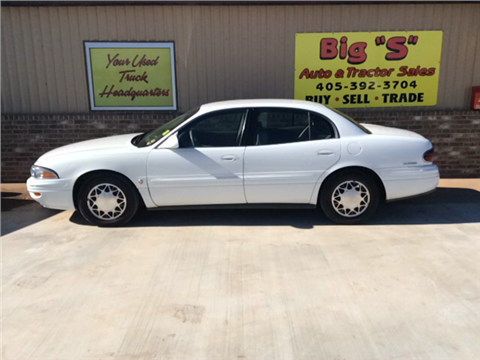 2000 Buick LeSabre for sale in Blanchard, OK