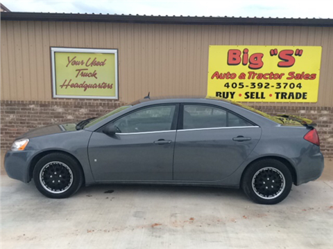 2008 Pontiac G6 for sale in Blanchard, OK