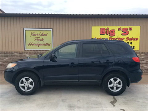 2007 Hyundai Santa Fe for sale in Blanchard, OK