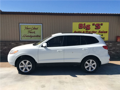 2008 Hyundai Santa Fe for sale in Blanchard, OK