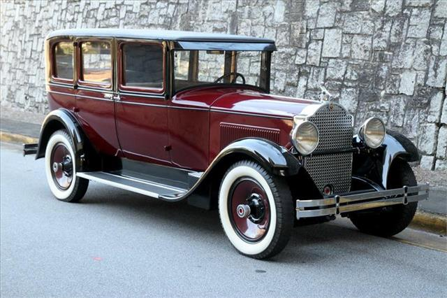 1929 Packard Standard Eight