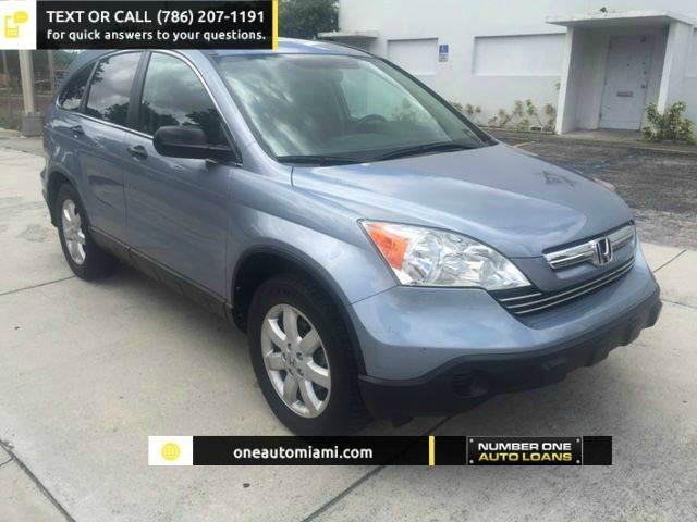 Honda cr v for sale in hialeah fl for Barbara motors inc hialeah fl