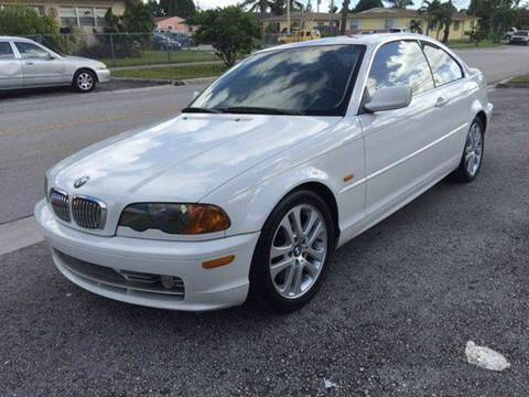 2002 BMW 3 Series for sale in Hialeah, FL