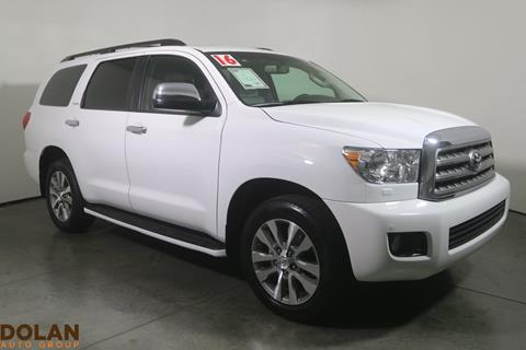 2016 Toyota Sequoia for sale in Reno, NV