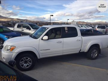 2006 Toyota Tundra for sale in Reno, NV