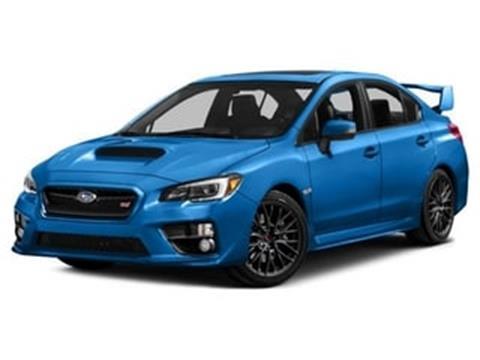 2016 Subaru WRX for sale in Reno, NV
