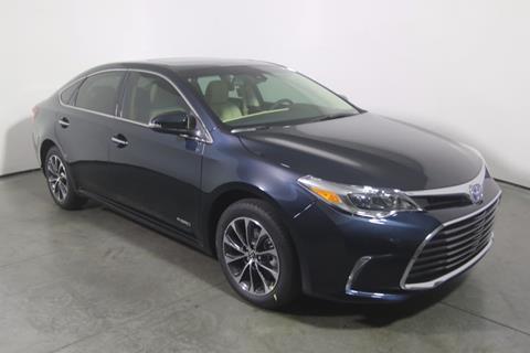2018 Toyota Avalon Hybrid for sale in Reno, NV