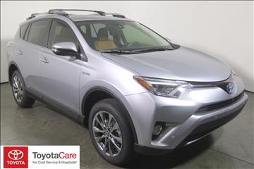 2017 Toyota RAV4 Hybrid for sale in Reno, NV