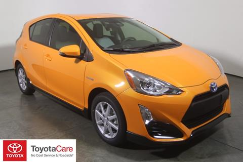 2017 Toyota Prius c for sale in Reno, NV
