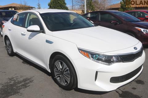 2017 Kia Optima Hybrid for sale in Reno, NV