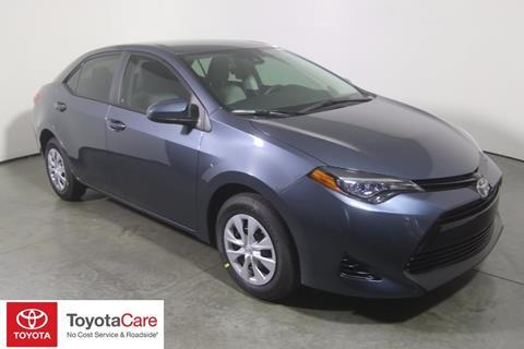 2018 Toyota Corolla for sale in Reno, NV