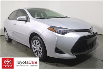 2017 Toyota Corolla for sale in Reno, NV