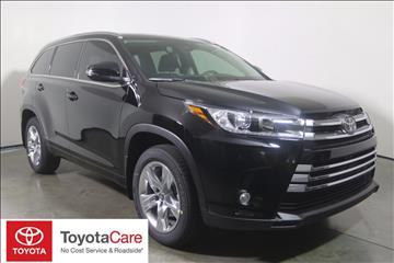 2017 Toyota Highlander for sale in Reno, NV