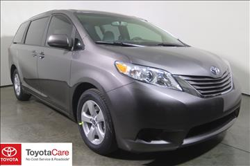 2017 Toyota Sienna for sale in Reno, NV