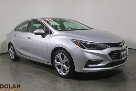 2016 Chevrolet Cruze for sale in Reno, NV