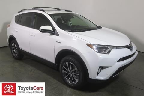 2018 Toyota RAV4 Hybrid for sale in Reno, NV