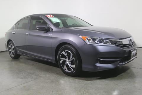 2016 Honda Accord for sale in Reno, NV