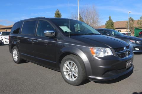 2016 Dodge Grand Caravan for sale in Reno, NV