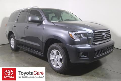 2018 Toyota Sequoia for sale in Reno, NV