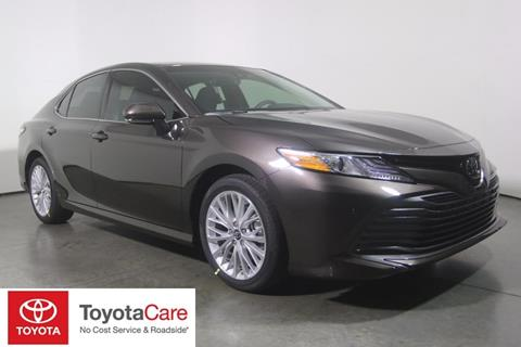 2018 Toyota Camry for sale in Reno, NV