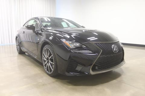 2017 Lexus RC F for sale in Reno, NV