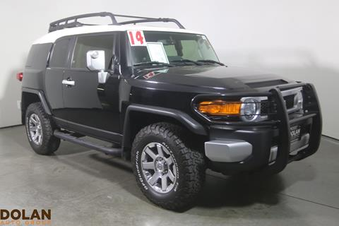 2014 Toyota FJ Cruiser for sale in Reno, NV