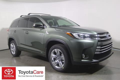 2017 Toyota Highlander Hybrid for sale in Reno, NV