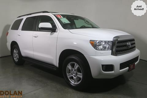 2017 Toyota Sequoia for sale in Reno, NV