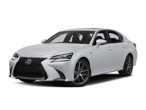 2017 Lexus GS 350 for sale in Reno, NV