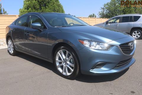 2017 Mazda MAZDA6 for sale in Reno, NV