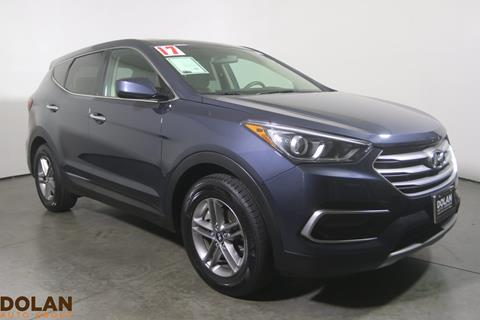 2017 Hyundai Santa Fe Sport for sale in Reno, NV