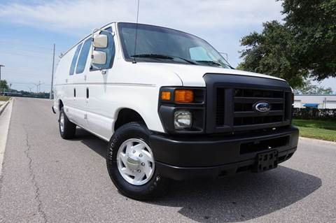 2011 Ford E-Series Cargo for sale in Ocoee, FL