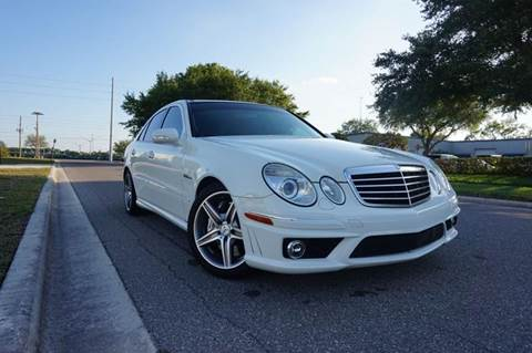 2009 Mercedes-Benz E-Class for sale in Ocoee, FL