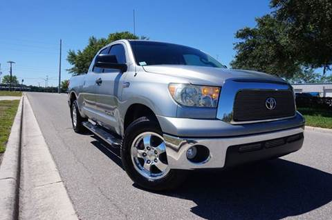 2008 Toyota Tundra for sale in Ocoee, FL