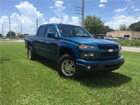 2012 Chevrolet Colorado for sale in Ocoee, FL