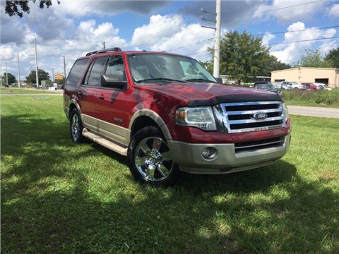 2008 Ford Expedition for sale in Ocoee, FL
