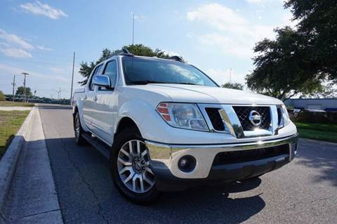 2011 Nissan Frontier for sale in Ocoee, FL