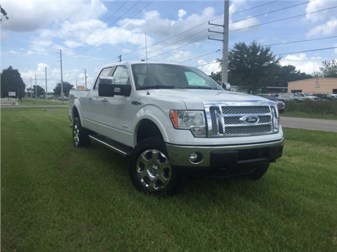 2012 Ford F-150 for sale in Ocoee, FL
