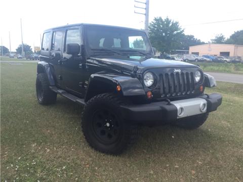 2011 Jeep Wrangler Unlimited for sale in Ocoee, FL