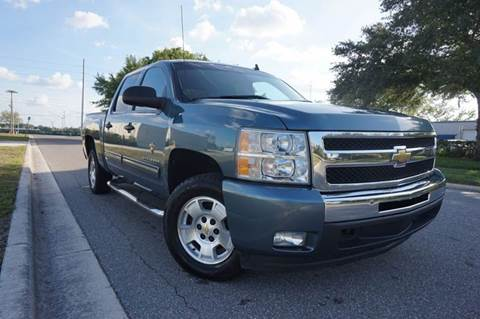 2010 Chevrolet Silverado 1500 for sale in Ocoee, FL