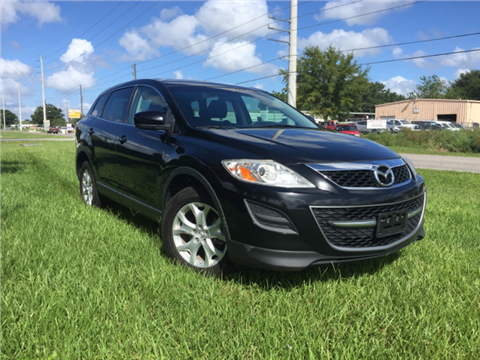 2012 Mazda CX-9 for sale in Ocoee, FL