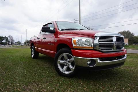 2006 Dodge Ram Pickup 1500 for sale in Ocoee, FL