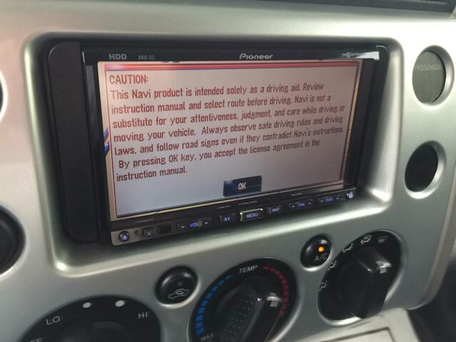 2007 Toyota FJ Cruiser Base 4dr SUV 4WD (4L V6 5A) - New Lenox IL