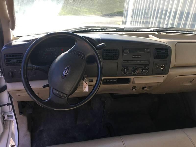 2007 2007 FORD F 350  SD SUPER DUTY XL - New Lenox IL