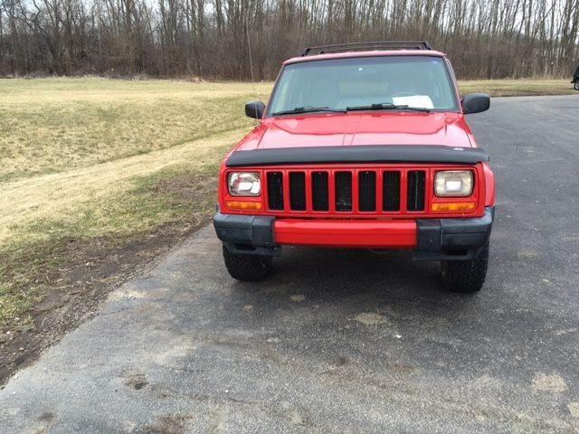 2001 Jeep Cherokee 4dr Sport 4WD SUV - New Lenox IL