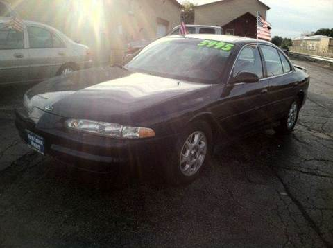 2001 Oldsmobile Intrigue